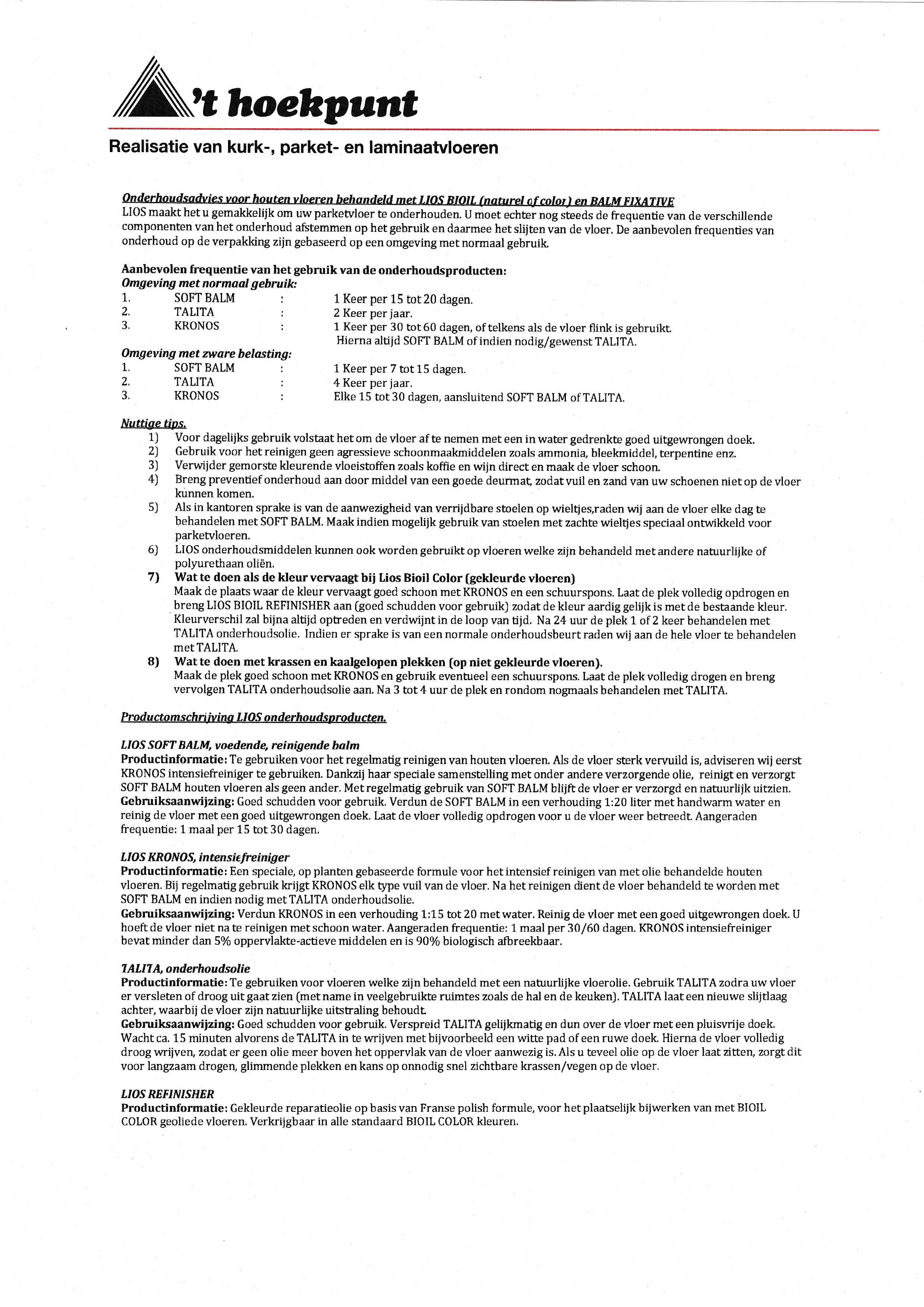 Lios-Bioil-behandelde-parketvloeren-onderhoudsadvies-
