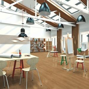 Conceptline 3035 Classic Oak Medium in Atelier